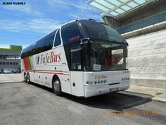 Fafe Bus Neoplan Starliner 00 - LH - 10 Gare Oriente [ 1 ]