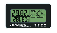 Weather indicator. Excellant tool for your golf cart.