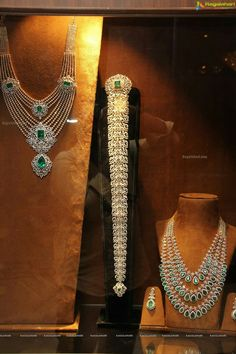 Whoa ..the necklaces are stunning not so fond of the braid jewelry ♥