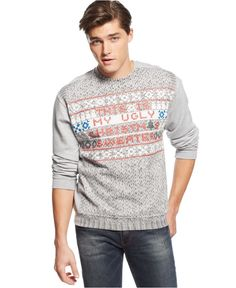 Ugly Xmas Sweaters and Oppo Suits feature in this trend article which highlights The End of a Tasteful Holiday.
