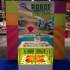 """""""A board game that teaches tots how to code? We're on board (pun intended)."""""""
