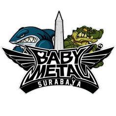 Logo Baby Metal Surabaya Family