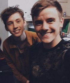 connor and troye <3