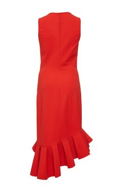 Stretch Heavy Crepe Dress by GIVENCHY for Preorder on Moda Operandi