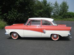 1958 - Ford Taunus 17 M de Luxe - P2 - side