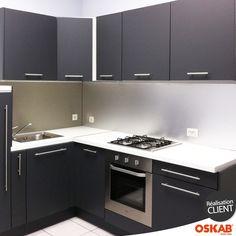 Cuisine Noire les modèles top déco chic d\'Ikea | Kitchens and Lofts