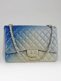 325e9762fc716c 110 Best Chanel Maxi Flap Bag images | Chanel maxi, Chanel handbags ...