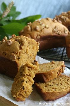 SWEET POTATO BREAD -