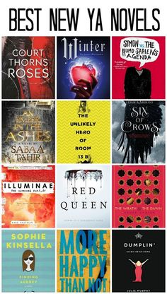 Popular books to read for young adults