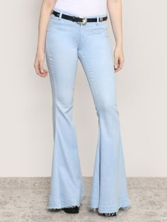 Bell Yeah Bell Bottoms - Gypsy Warrior