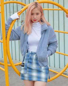 Kpop Fashion, Girl Fashion, Kpop Outfits, Cute Outfits, Asian Woman, Asian Girl, Korean Princess, Ulzzang Girl, New Girl