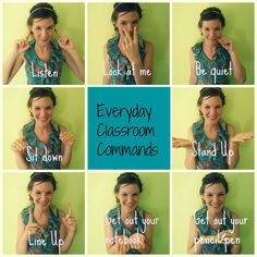 A good method for using English in your classroom everyday is to teach classroom language (commands, vocabulary, grades, subjects, basic act...