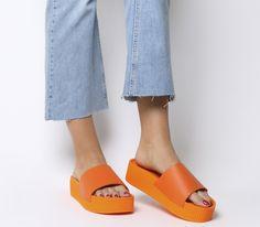 6d24d2c8aa ASOS DESIGN Tulip premium leather loafers | work in 2019