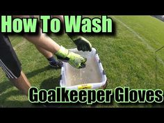 How To Clean Fitness Gloves Video How To Clean Fitness Gloves How To Wash Goalkeeper Gloves Whatsup keepers! Welcome back to ARS Goalkeeping the online Soccer Goalie, Football Drills, Soccer Sports, Goalie Gloves, Football Gloves, Goalkeeper Training, Soccer Training, Volleyball Tips, Soccer Tips