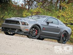 2010 Ford Mustang Gt RR Total Fabrication