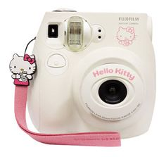 Mayamabelle: Fujifilm Instax mini 7S et 8 #hellokitty & Rilakkuma
