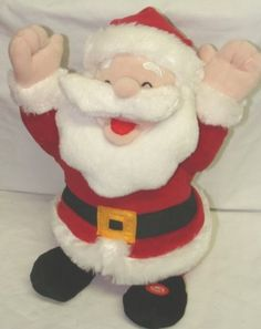 126 Best Christmas Collectibles Toys Animated Stuffed Animals And