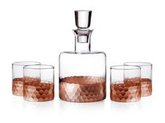 Daphne 5-Pc Whiskey Set - 3 Colors - $49.99 + $5 standard shipping