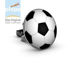 maxi plopp Fussball  #Football #Fussball #Bathroom #gift #Geschenkidee #Geschenke