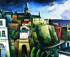 Luxembourg 1936 Joseph Kutter
