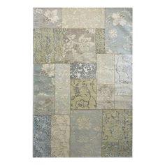 Decorazione-Tappeto Modern kilim ecru 135 x 190 cm-35739921