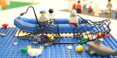 """Lego Serious Play spaltet die Gemüter: von """"reine Geldmacherei"""" bis """"Genial!"""" ist alles dabei. Veronika Jakl hat für uns mal genauer hingesehen:"""