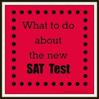 #education                                         Preparing for the New SAT