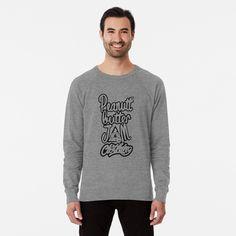 'Lol Ur Not Danna Paola' Lightweight Sweatshirt by rynbower Sweat Shirt, V Neck T Shirt, Elite 3, Manga Raglan, Oldschool, Vintage T-shirts, Caravaggio, Super Mom, Pullover