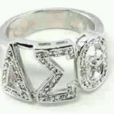 DST Diamond Ring... I need this