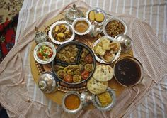 "Sarajevo, Bosnian food laid out on what we call a ""sofra"". Iftar, Bosnian Recipes, Bosnian Food, Sarajevo Bosnia, Low Tables, Bosnia And Herzegovina, Eastern Europe, Macedonia, International Recipes"