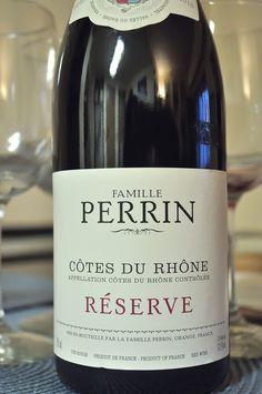 Famille Perrin (Appellation Côtes du Rhône contrôlée)