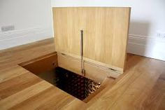 16 best basement trap doors images trap door basement doors rh pinterest com
