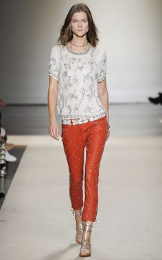 Photo by firstVIEW  I can haz Marant?  Isabel Marant Spring 2013, Paris.