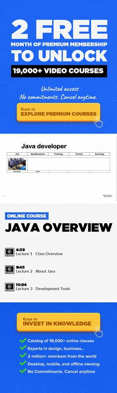 Java Overview Technology, Programming, Mobile Development, Java, Android, Educational Technology, Programming Languages, Desktop Apps, Programming Foundations #onlinecourses #onlinebusinesspackaging #onlinelessonsactivities