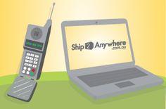 Sending Laptops and Mobile Phones Overseas