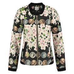 shop deze Tailor&Elbaz bomber jack online bij www.miss-p.nl
