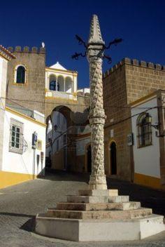 la picota de Elvas Portugal