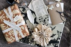 jennys hus - gift wrapping ideas