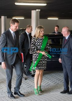 Koningin Máxima bij conferentie 'The Future of Farming and Food Security in Africa' Food Security, Three Daughters, My Fair Lady, Queen Maxima, Royal Fashion, Ladies Fashion, Farming, Netherlands, Dutch
