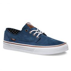 VANS Brigata suede insigna plus chaussures 79,00 € #skate #skateboard #skateboarding #streetshop #skateshop @playskateshop