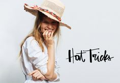 hat tricks anabel krasnotsvetova spencer ostranda garance dore photos