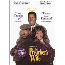 The Preacher's Wife is a 1996 family Christmas film with elements of romance and dramedy directed by Penny Marshall, and starring Denzel Washington, Whitney Houston, and Courtney B. It is a remake of the 1947 film The Bishop's Wife. Cinema Tv, Films Cinema, Loretta Devine, Preachers Wife, Penny Marshall, Best Christmas Movies, Holiday Movies, Plus Tv, Youre My Person