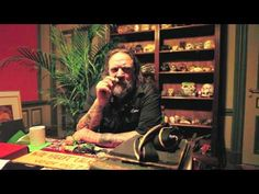 Henk Schiffmacher (a.k.a. Hanky Panky) Tattoo Artist Interview by Last Sparrow Tattoo