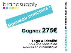 Remportez 275€ grâce à ce nouveau concours!  http://www.brandsupply.fr/design_logo_identite_entreprise/logo-et-identite-visuel-bms-engineering-sarl/designs/15600