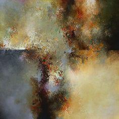Autumn Bliss by Cody Hooper - acrylic on panel (2014) - 24x24