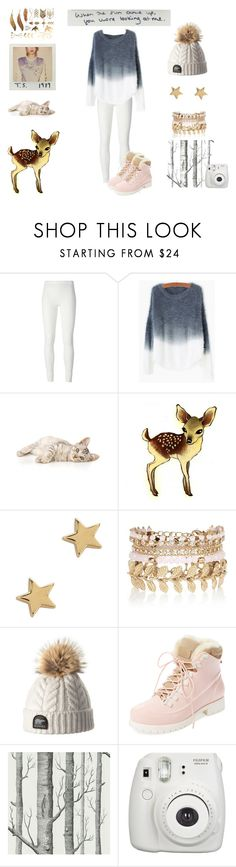 """""""{Out of The Woods}"""" by geecat on Polyvore featuring Rick Owens Lilies, Missoma, River Island, Australia Luxe Collective, Cole & Son, women's clothing, women's fashion, women, female and woman"""