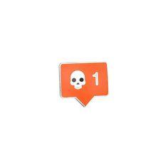 Image of Skull Pin