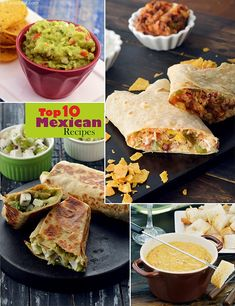 47 best mexican recipes veg mexican images on pinterest mexican top 10 mexican recipes forumfinder Images