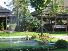 Day 120 - Going back to Bangkok from very cool, tiny Trat Airport, Koh Chang