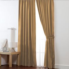 Cortina Blackout Beige #Basicos #Cortinas #Hogar #IntimaHogar #Decoracion